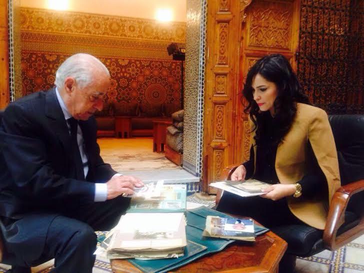 الناطق الرسمي بإسم القصر الملكي يفتح صندوق ذكرياته لأول مرة على قناة تلفزية